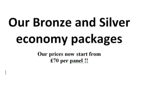 Car Respray Bronze, Silver and Economy Packages