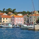 colorful houses in kornati croatia one of our top sailing destinations for 2020