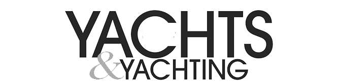 yachts and yachting yacht charter magazine logo