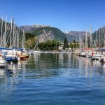sailing boats in Italy