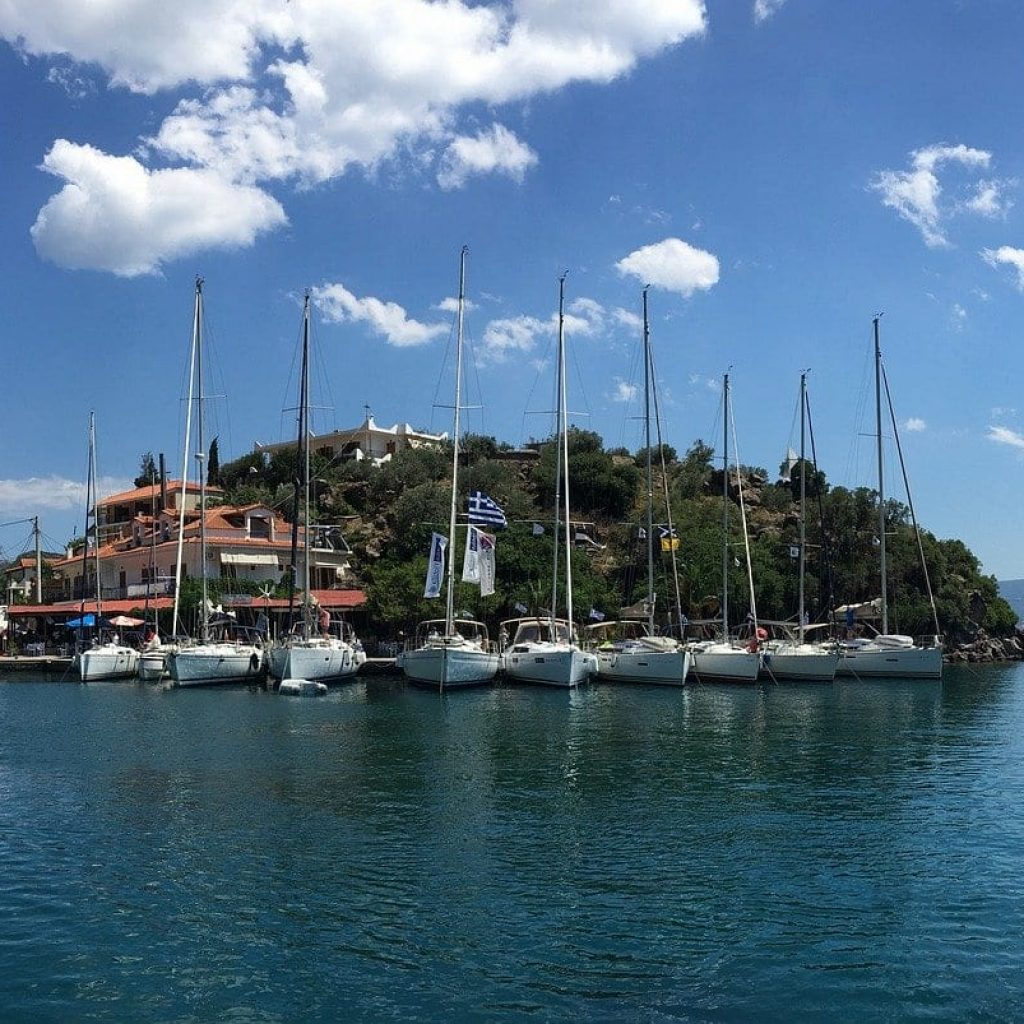 sailing boats in greece on summer travel plans