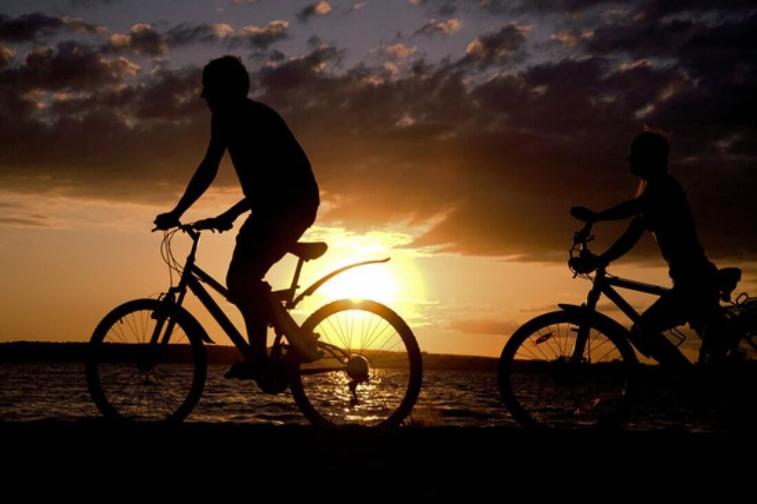 cycling-tour-croatia-sunset