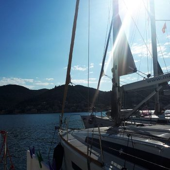 ionian sailing – day three – ithaca – anchorage