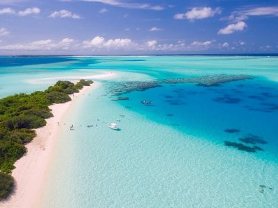 View of the maldives